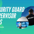 Security Guard Supervisor Jobs In Canada