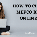 How To Check MEPCO Bill Online?