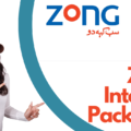Best Zong Internet Packages
